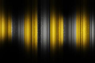 Yellow Lines Pattern - Obrázkek zdarma pro Fullscreen Desktop 1400x1050