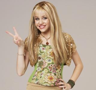 Miley Cyrus - Obrázkek zdarma pro iPad Air