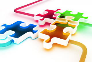 Puzzle - Obrázkek zdarma pro Fullscreen Desktop 1280x1024