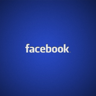 Facebook Logo - Obrázkek zdarma pro iPad