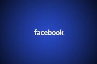 Facebook Logo - Obrázkek zdarma pro Samsung Galaxy Tab 4 7.0 LTE