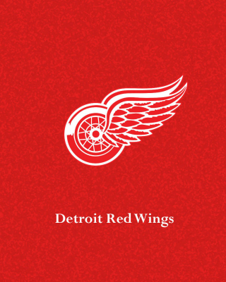 Detroit Red Wings - Obrázkek zdarma pro Nokia Asha 203