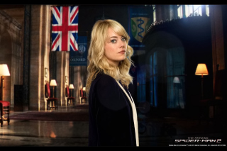 The Amazing Spiderman - Gwen Stacy - Obrázkek zdarma pro LG P700 Optimus L7