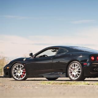 Ferrari 360 - Obrázkek zdarma pro 208x208