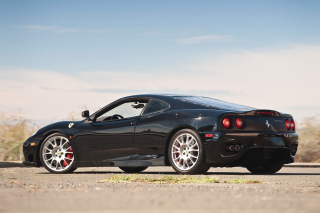 Ferrari 360 Background for Android, iPhone and iPad