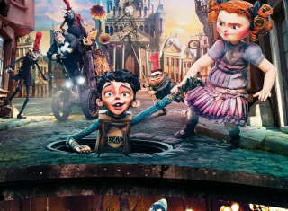 The Boxtrolls Wallpaper for Android, iPhone and iPad