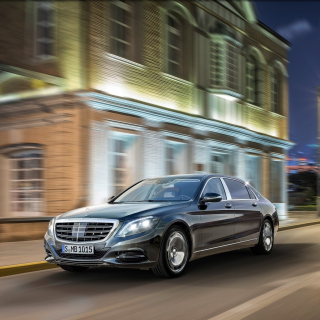 Mercedes Maybach S600 2016 - Obrázkek zdarma pro 1024x1024