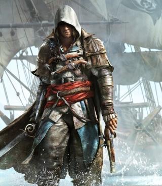 Blackangel - Assassin's Creed - Obrázkek zdarma pro Nokia X2-02