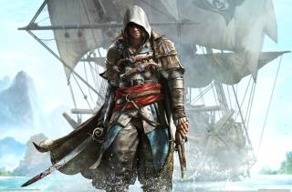 Blackangel - Assassin's Creed - Obrázkek zdarma pro 640x480