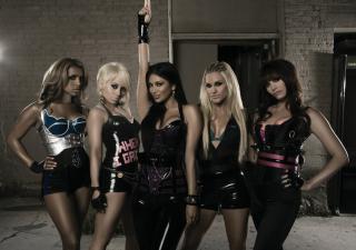 The Pussycat Dolls - Obrázkek zdarma pro Nokia Asha 210