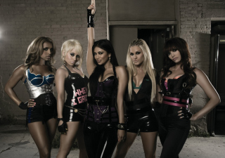 The Pussycat Dolls - Obrázkek zdarma pro Samsung Galaxy Grand 2