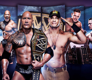 WWE Wrestlemania HD - Obrázkek zdarma pro 2048x2048