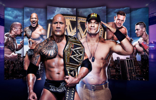 WWE Wrestlemania HD Wallpaper for Android, iPhone and iPad