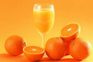 Oranges - Fondos de pantalla gratis para Samsung S5367 Galaxy Y TV