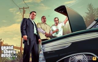 GTA 5 - Obrázkek zdarma pro 1280x1024