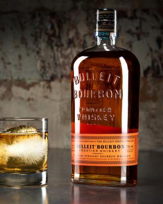 Bulleit Bourbon - Obrázkek zdarma pro 240x432