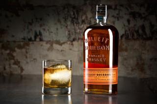 Bulleit Bourbon - Obrázkek zdarma pro 220x176