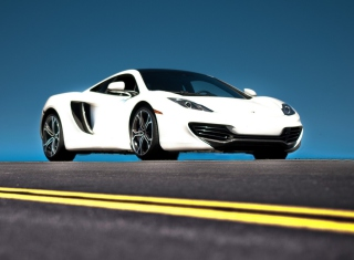 McLaren MP4 Picture for Android, iPhone and iPad