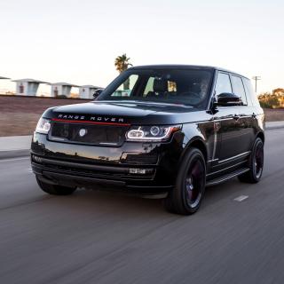 STRUT Land Rover Range Rover - Obrázkek zdarma pro iPad mini 2
