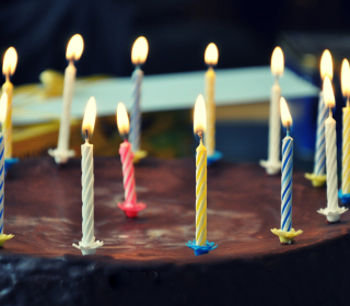 Birthday Cake - Obrázkek zdarma pro 320x320