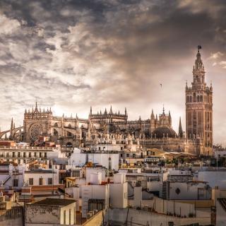 Sevilla - Obrázkek zdarma pro 2048x2048