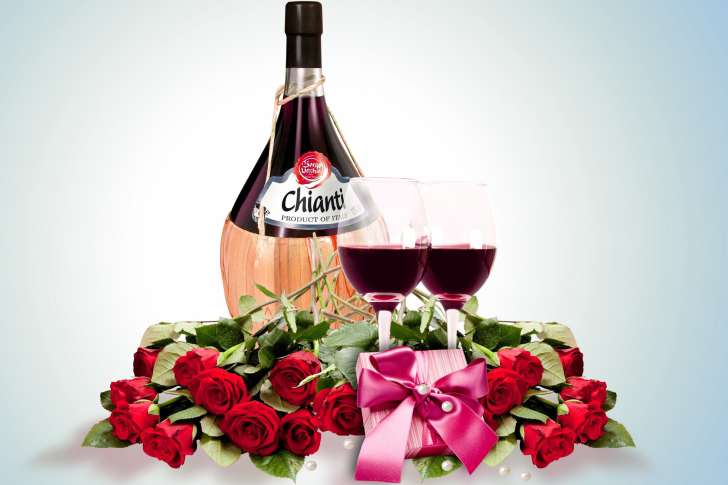 Chianti Wine wallpaper