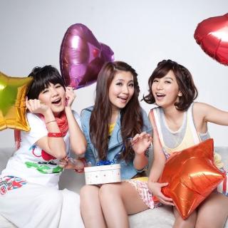 Selina Jen from SHE Taiwanese Mandopop Girl Group - Obrázkek zdarma pro iPad mini