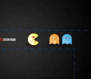 Pacman Yum-Yum - Obrázkek zdarma pro iPad Air