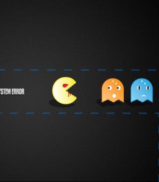 Pacman Yum-Yum - Obrázkek zdarma pro 480x640