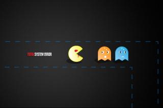 Pacman Yum-Yum - Obrázkek zdarma pro Samsung Galaxy S II 4G