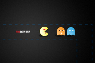 Pacman Yum-Yum - Obrázkek zdarma pro LG Optimus M