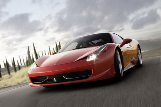 Free Ferrari 458 Picture for Android, iPhone and iPad