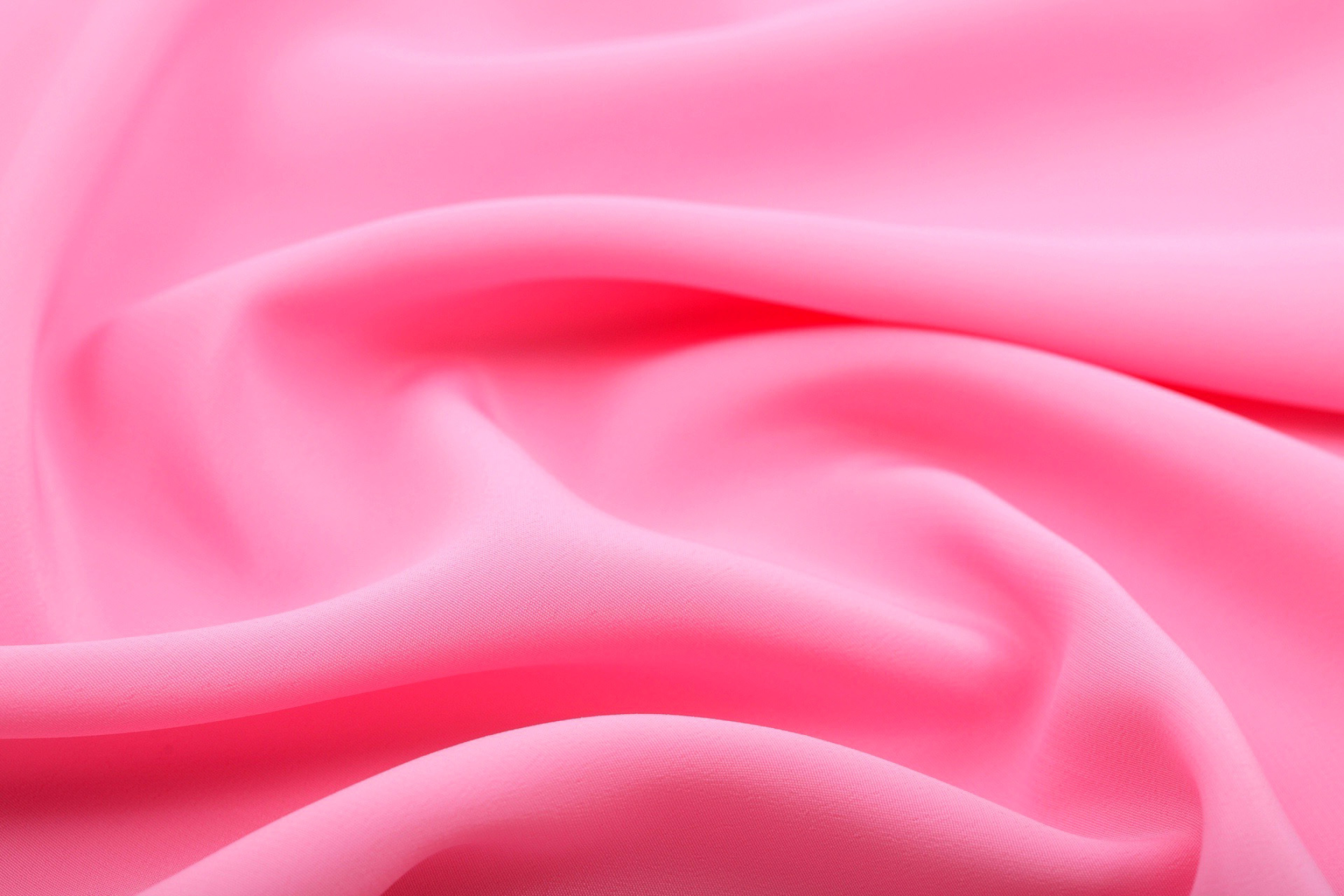 Pink Silk Fabric Wallpaper For 2880x1920