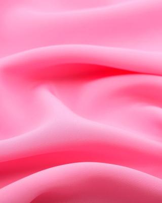 Pink Silk Fabric - Obrázkek zdarma pro Nokia Asha 300