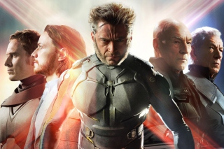 X Men Days Of Future Past - Obrázkek zdarma pro Sony Tablet S