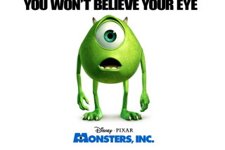 Free Monsters Inc Picture for Android, iPhone and iPad