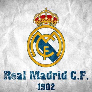 Real Madrid CF 1902 - Obrázkek zdarma pro iPad