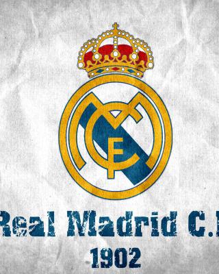 Real Madrid CF 1902 - Obrázkek zdarma pro Nokia Asha 305