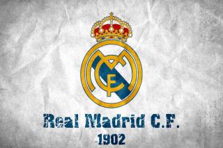 Real Madrid CF 1902 - Obrázkek zdarma pro LG Nexus 5