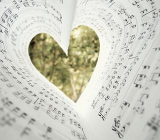 Love Music - Obrázkek zdarma pro 1024x1024