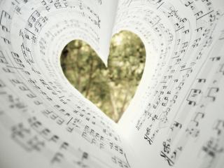 Love Music - Obrázkek zdarma pro Samsung P1000 Galaxy Tab