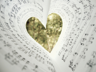 Love Music - Obrázkek zdarma pro HTC Desire