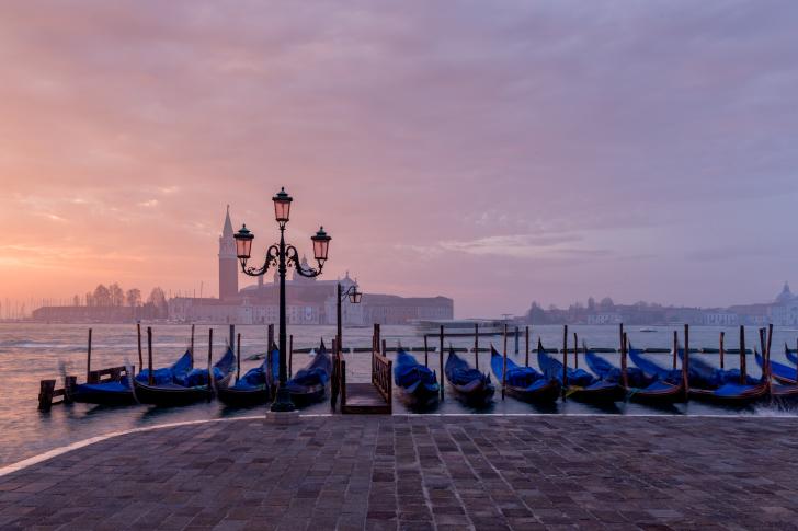 Venice Morning wallpaper