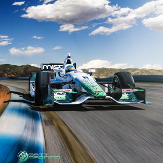 IndyCar Series Racing - Obrázkek zdarma pro 208x208