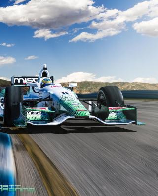 IndyCar Series Racing - Obrázkek zdarma pro 132x176