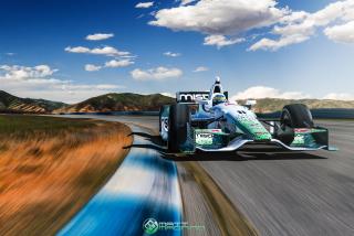 IndyCar Series Racing - Obrázkek zdarma pro Motorola DROID 2