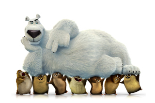 Norm Of The North Animation Movie - Obrázkek zdarma pro 800x480