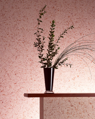 Floral Art - Obrázkek zdarma pro Nokia Asha 303
