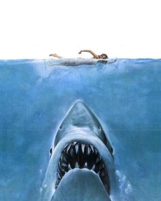 Jaws - Obrázkek zdarma pro iPhone 4S