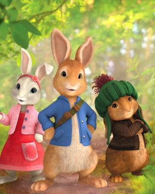The Tale of Peter Rabbit - Obrázkek zdarma pro 360x400